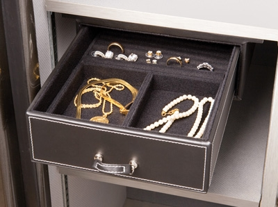 Lincoln Feature Jewelry Drawer