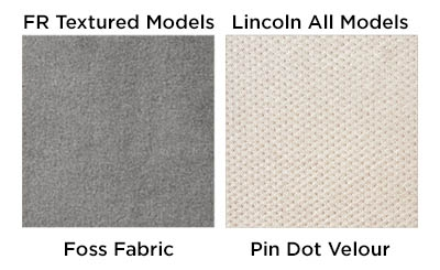 Lincoln Feature Plush Pin Dot Velour Interior