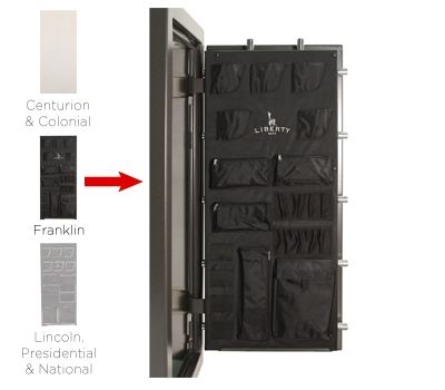 Franklin Feature Deluxe Door Panel Included
