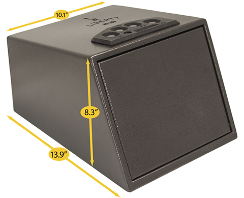 HD-300 Quick Vault Dimensions