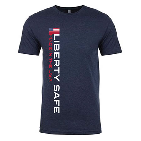 Liberty Blue Flag T-Shirt